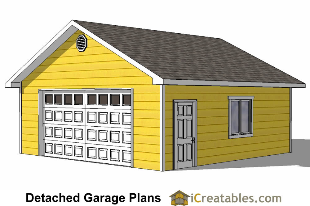 18 X 24 Shed Plans