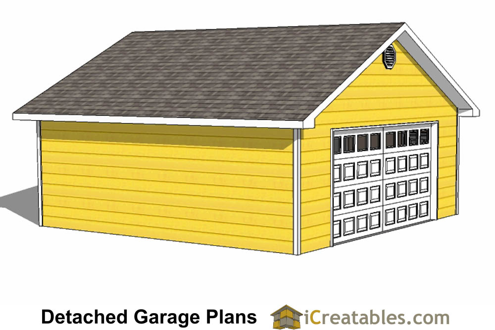 24x24 garage plans 2 car garage plans for 2 1 2 car garage plans
