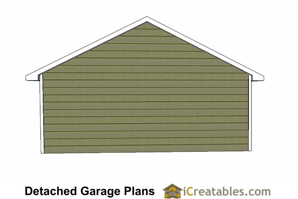 24x32 Garage Plans Icreatables Com