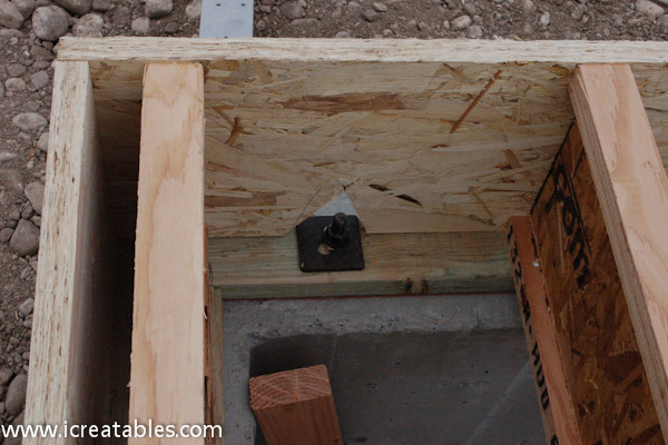 Building Frame Bolt : Framing main floor new home icreatables