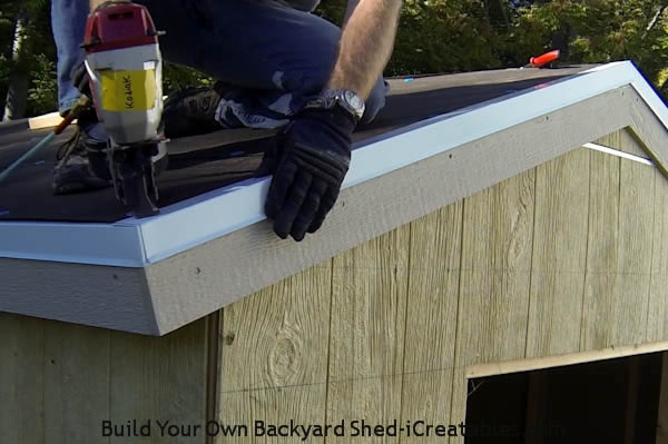 Shed Improvement Shed Interior And Exterior Finish How To