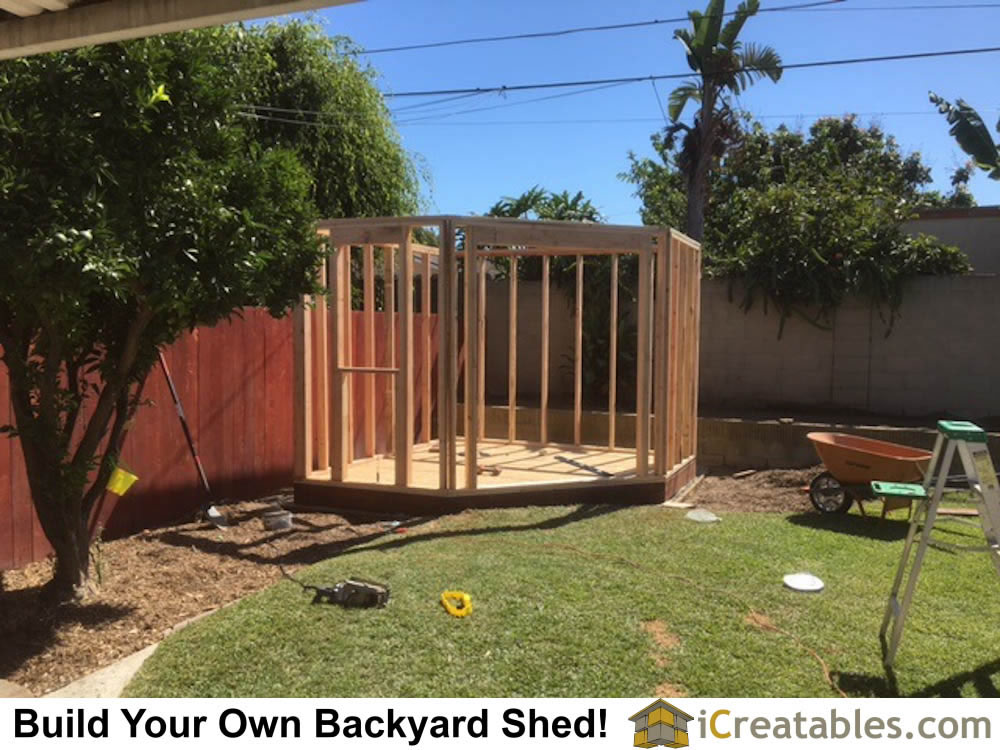 Hip Roof Shed Plans Photo Gallery