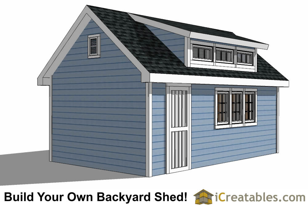 Free 12x20 Shed Plans Diy Woodworking