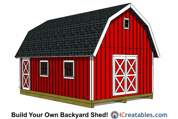 how to build 14 by 24 shed foundation