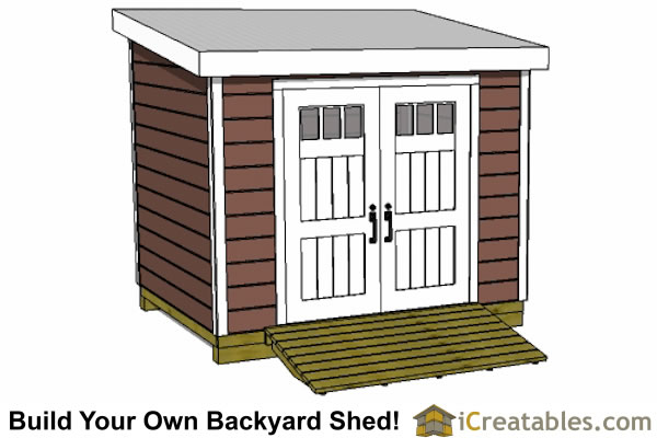 7x10 lean to shed plans storage shed plans for Shed plans pdf