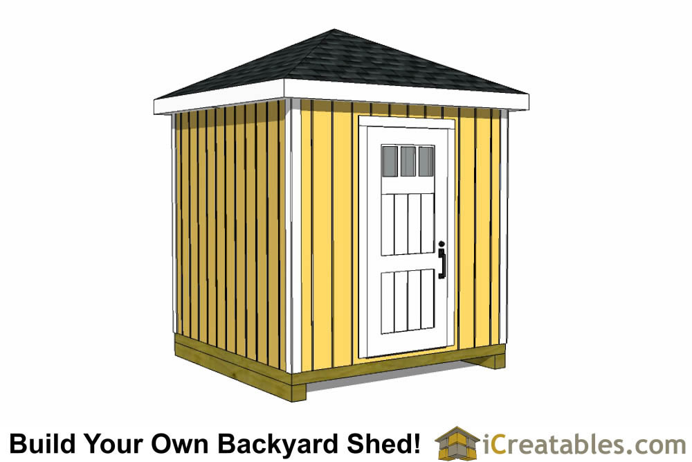 8x16 hip roof shed plans for Shed plans pdf