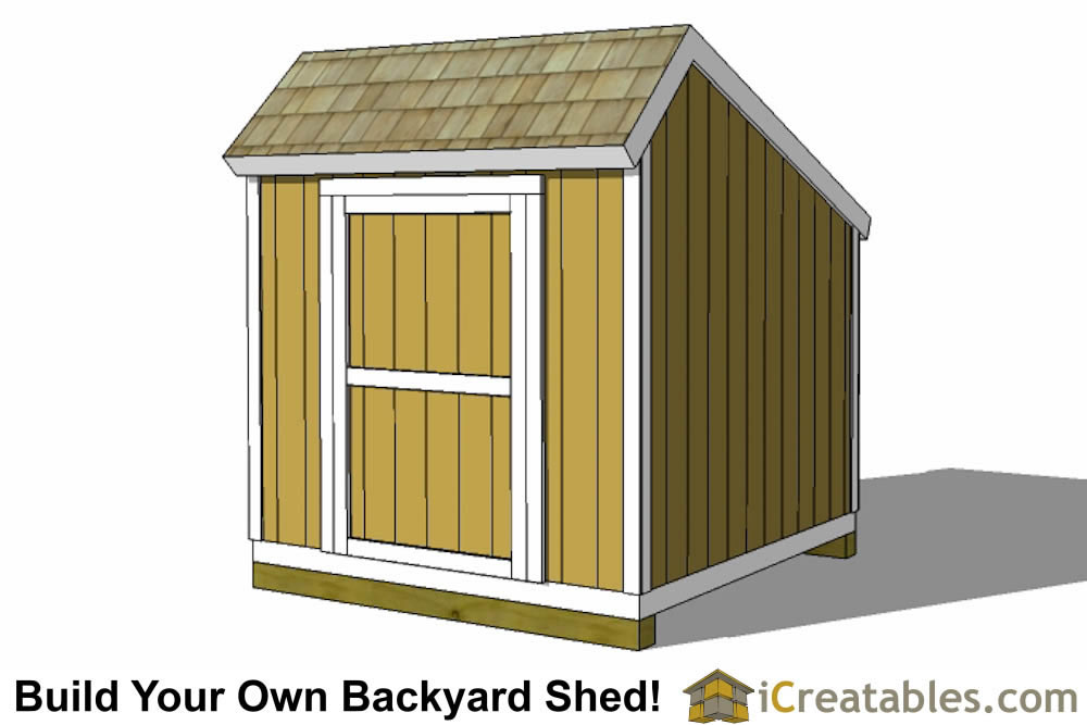 8x8 saltbox shed plans saltbox shed storage shed plans for Saltbox design
